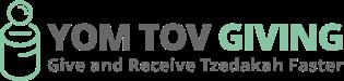 Yom Tov Giving